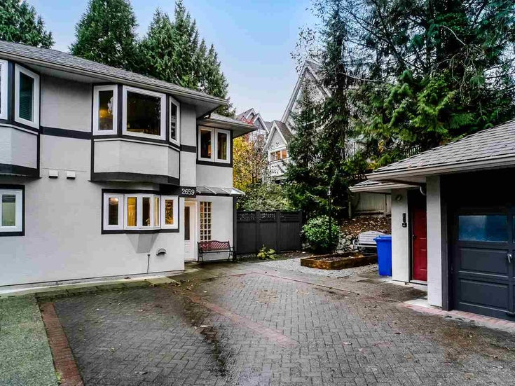 2659 FROMME ROAD - Lynn Valley Townhouse for sale, 3 Bedrooms (R2517147)
