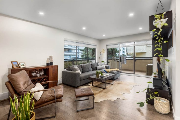 207 1710 W 13TH AVENUE - Fairview VW Apartment/Condo for sale, 2 Bedrooms (R2517194)