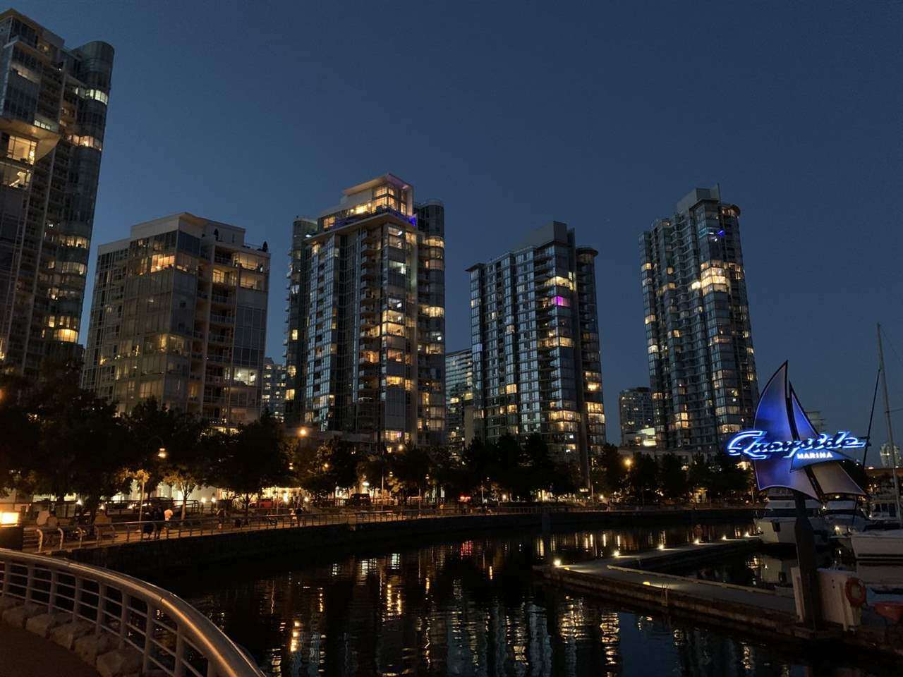 1003 1099 MARINASIDE CRESCENT - Yaletown Apartment/Condo for sale, 2 Bedrooms (R2517201) - #20