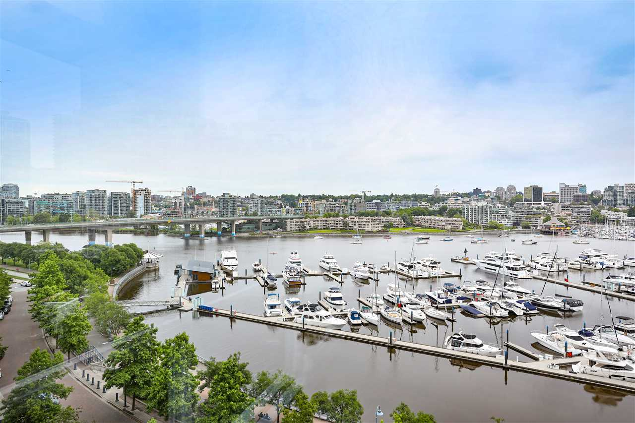 1003 1099 MARINASIDE CRESCENT - Yaletown Apartment/Condo for sale, 2 Bedrooms (R2517201) - #22