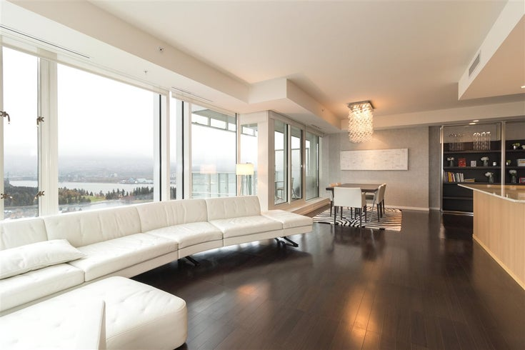 4305 1011 W CORDOVA STREET - Coal Harbour Apartment/Condo for sale, 2 Bedrooms (R2517209)