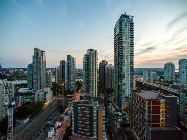 2207 1295 RICHARDS STREET - Downtown VW Apartment/Condo for sale, 1 Bedroom (R2517237)