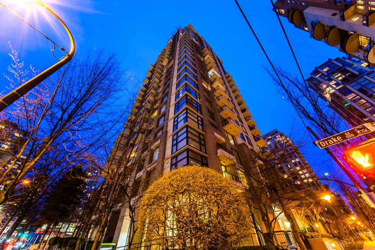 2207 1295 RICHARDS STREET - Downtown VW Apartment/Condo for sale, 1 Bedroom (R2517237) - #29
