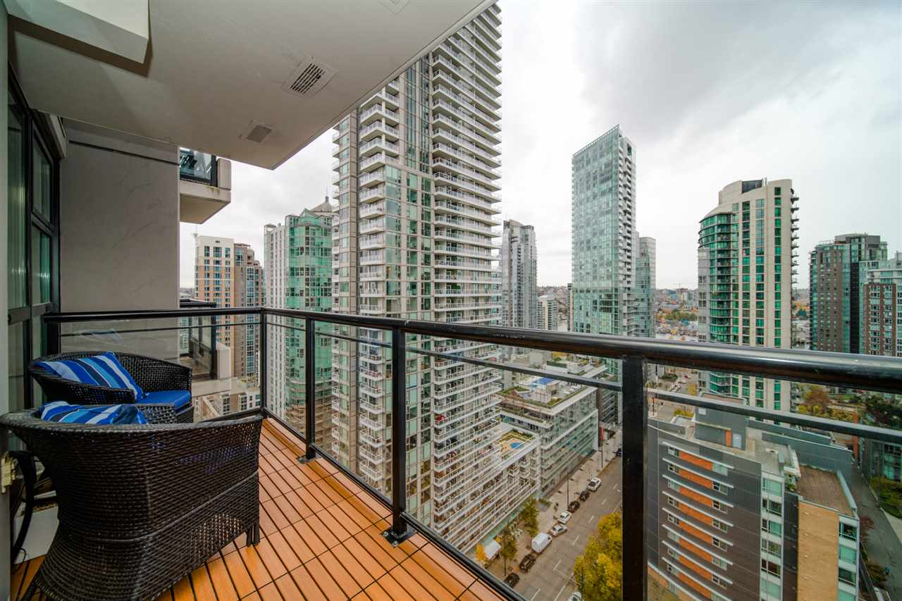 2207 1295 RICHARDS STREET - Downtown VW Apartment/Condo for sale, 1 Bedroom (R2517237) - #3