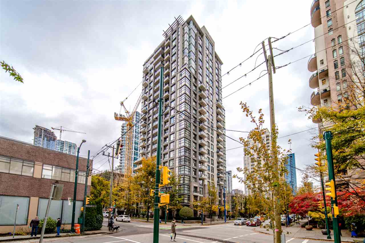 2207 1295 RICHARDS STREET - Downtown VW Apartment/Condo for sale, 1 Bedroom (R2517237) - #33