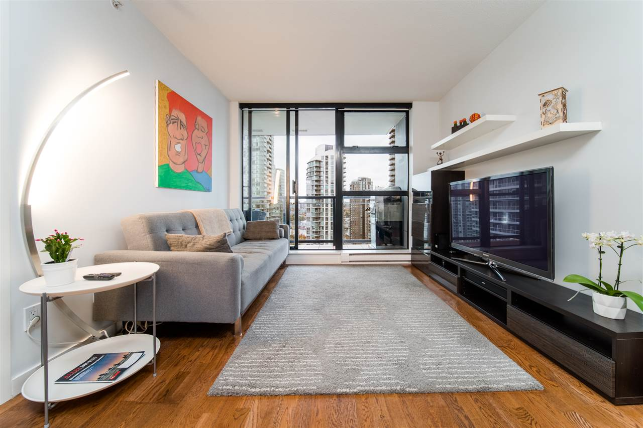 2207 1295 RICHARDS STREET - Downtown VW Apartment/Condo for sale, 1 Bedroom (R2517237) - #4