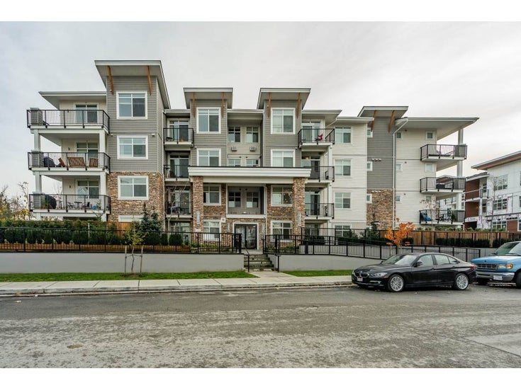 313 19940 BRYDON CRESCENT - Langley City Apartment/Condo for sale, 2 Bedrooms (R2517238)