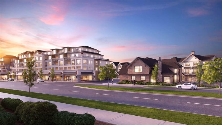 A111 20487 65 AVENUE - Willoughby Heights Apartment/Condo for sale, 1 Bedroom (R2517248)