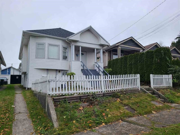 1215 NANAIMO STREET - West End NW House/Single Family for sale, 4 Bedrooms (R2517275)