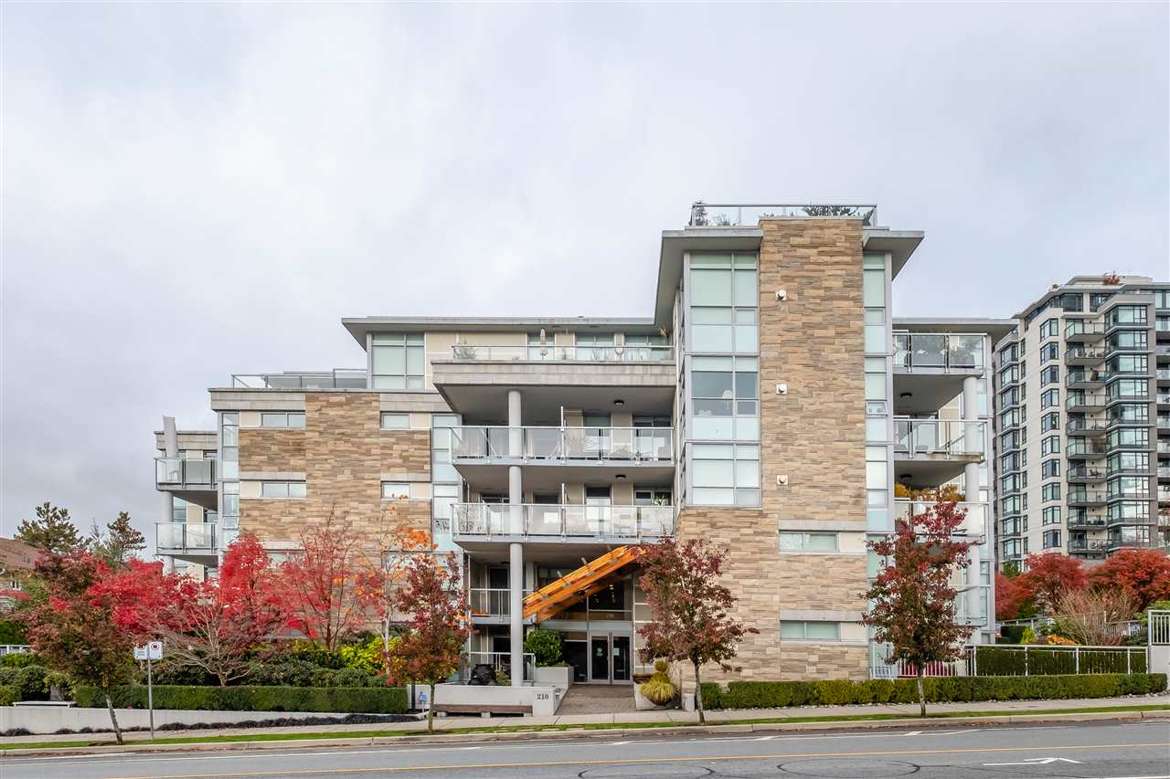 101 210 W 13TH STREET - Central Lonsdale Apartment/Condo for sale, 1 Bedroom (R2517290) - #2
