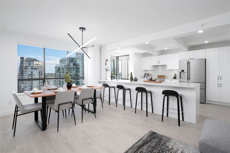 2803 1189 HOWE STREET - Downtown VW Apartment/Condo for sale, 3 Bedrooms (R2517303)