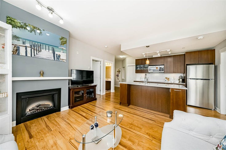 312 13321 102A AVENUE - Whalley Apartment/Condo for sale, 2 Bedrooms (R2517316)