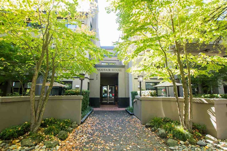 311 3760 W 6TH AVENUE - Point Grey Apartment/Condo for sale, 1 Bedroom (R2517331)