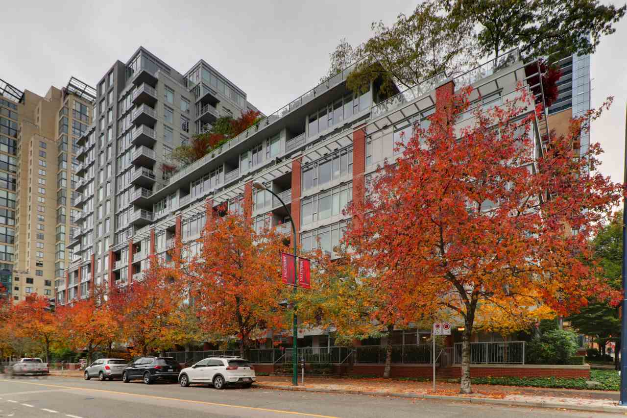 1117 HOMER STREET - Yaletown Townhouse for sale, 2 Bedrooms (R2517344) - #1