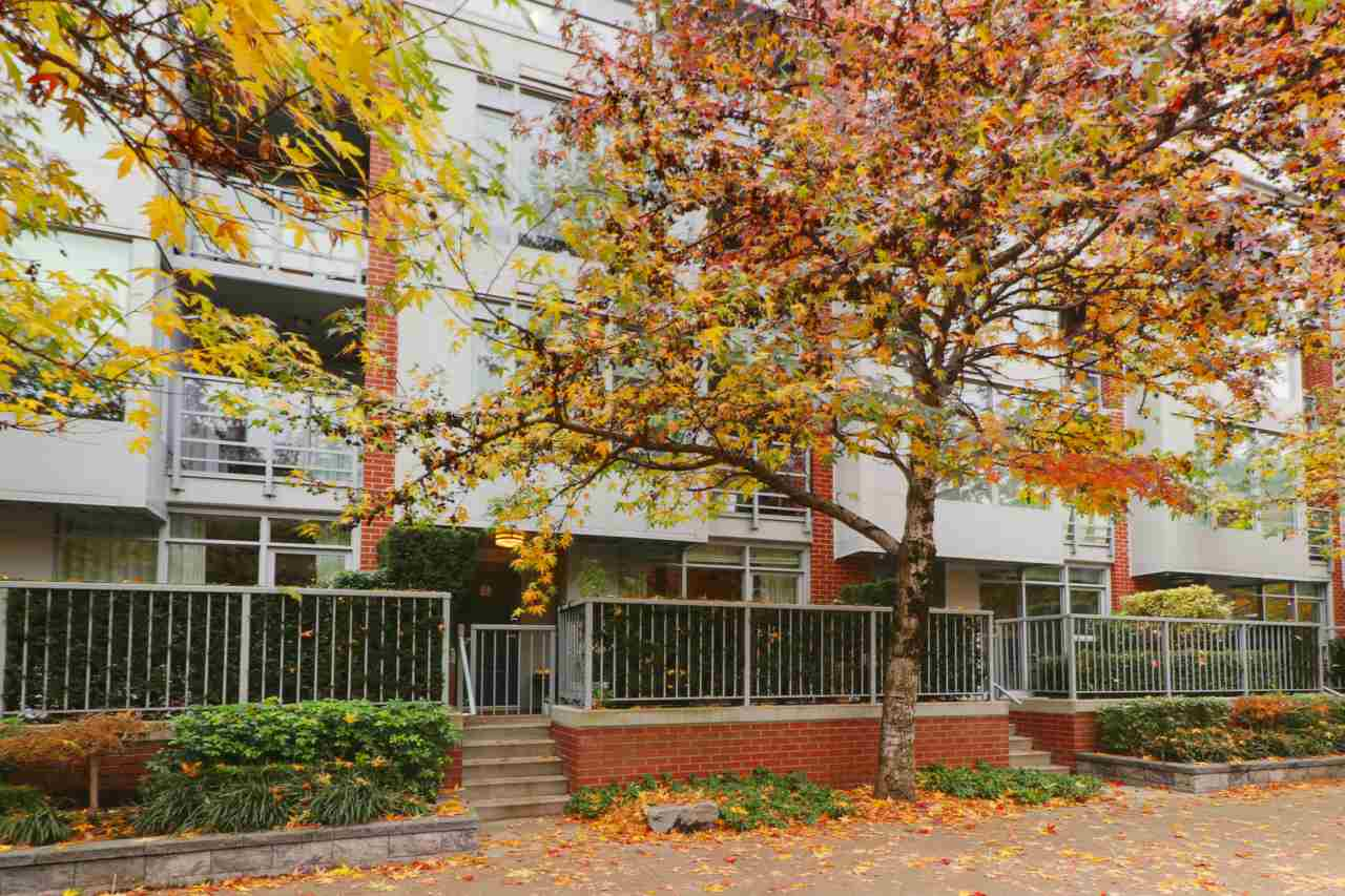 1117 HOMER STREET - Yaletown Townhouse for sale, 2 Bedrooms (R2517344) - #2