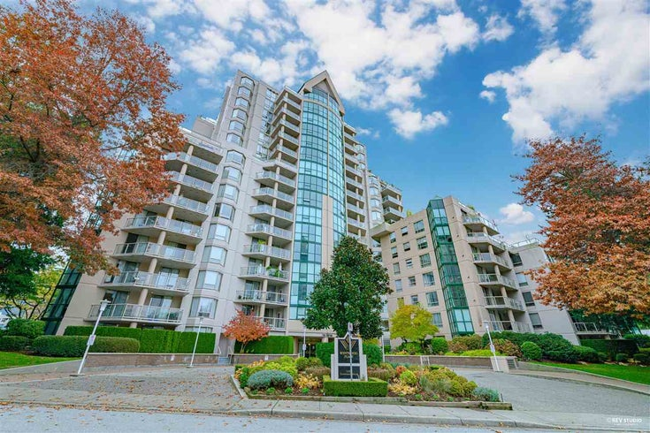 707 1189 EASTWOOD STREET - North Coquitlam Apartment/Condo for sale, 3 Bedrooms (R2517355)