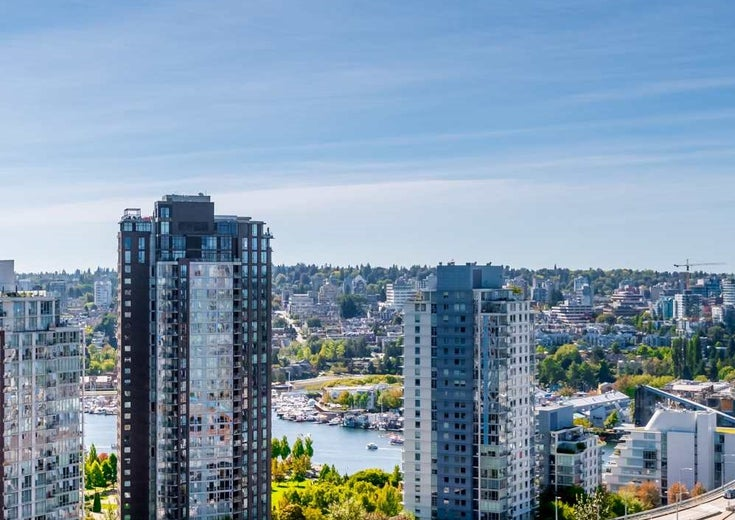 2306 1351 CONTINENTAL STREET - Downtown VW Apartment/Condo for sale, 1 Bedroom (R2517388)