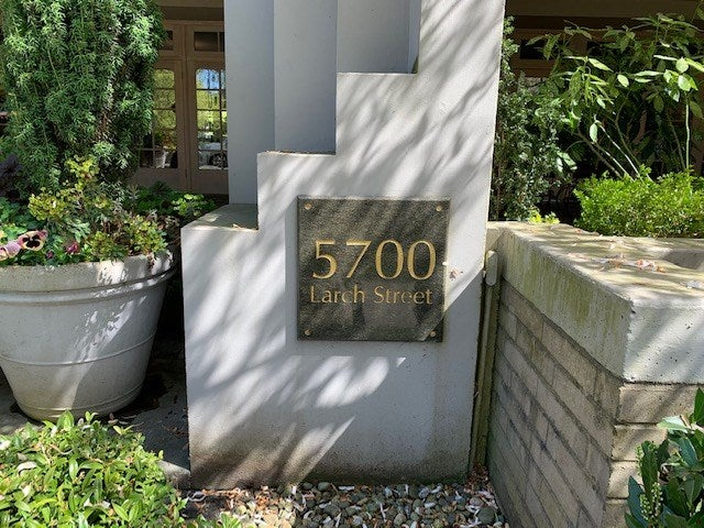 505 5700 LARCH STREET - Kerrisdale Apartment/Condo for sale, 2 Bedrooms (R2517397)