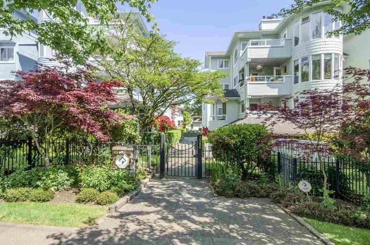 308 7580 COLUMBIA STREET - Marpole Apartment/Condo for sale, 2 Bedrooms (R2517407)