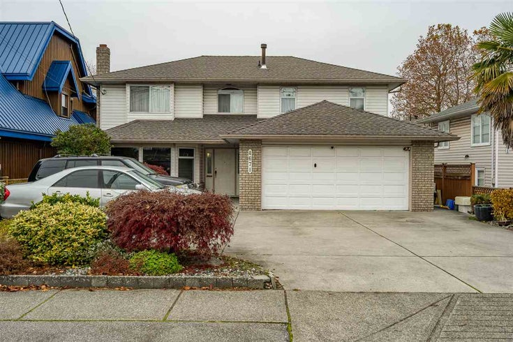 4671 MONCTON STREET - Steveston South House/Single Family for sale, 4 Bedrooms (R2517448)