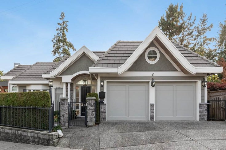 14112 MARINE DRIVE - White Rock House/Single Family for sale, 4 Bedrooms (R2517454)