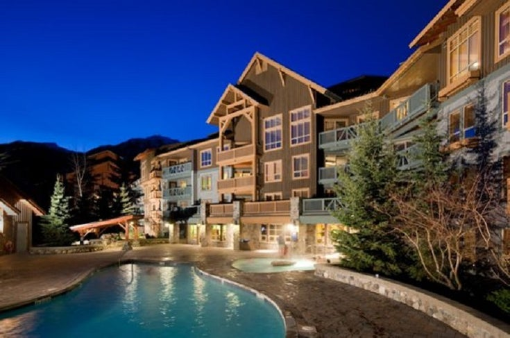337A 2036 LONDON LANE - Whistler Creek Apartment/Condo for sale, 2 Bedrooms (R2517458)
