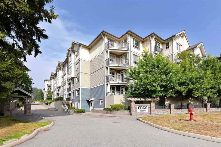 415 13897 FRASER HIGHWAY - Whalley Apartment/Condo for sale, 1 Bedroom (R2517474)