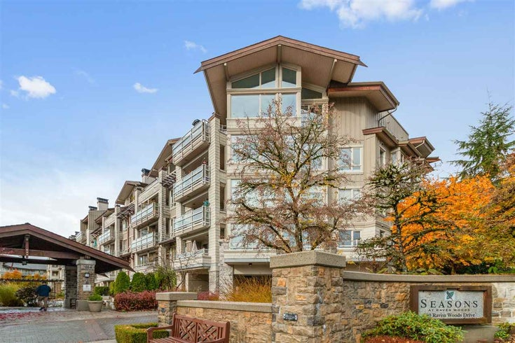 412 580 RAVEN WOODS DRIVE - Roche Point Apartment/Condo for sale, 1 Bedroom (R2517488)