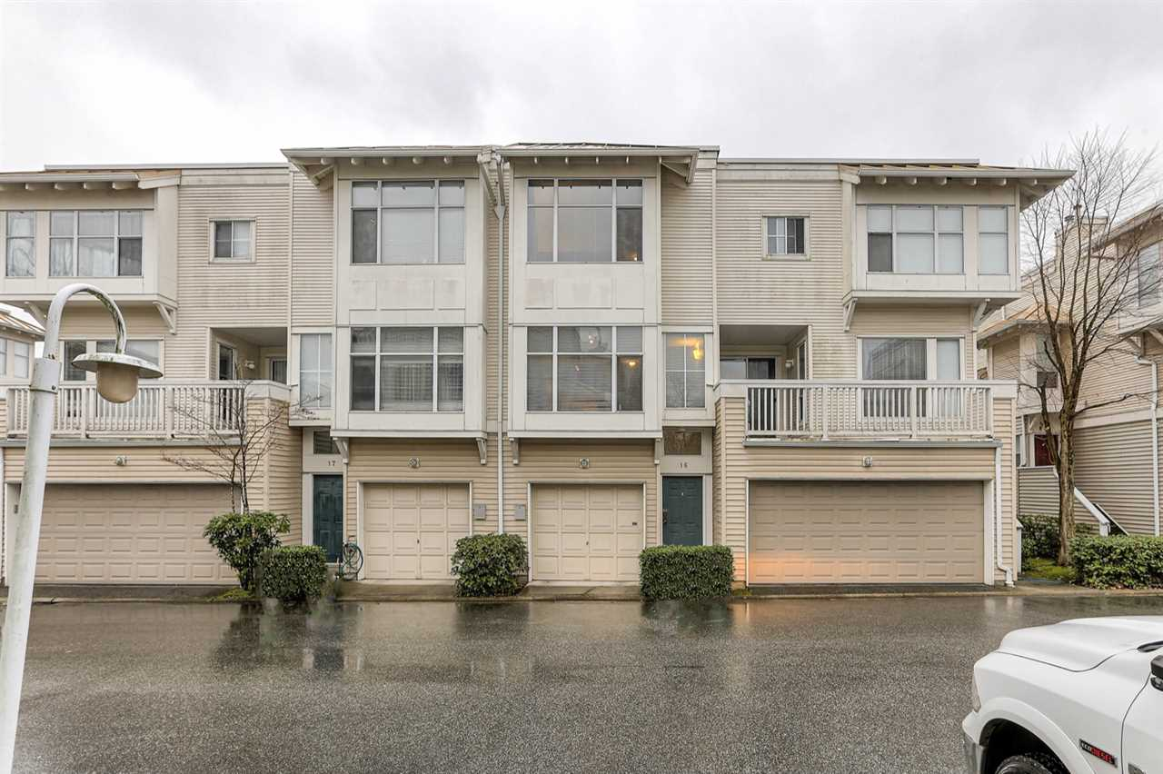 16 12900 JACK BELL DRIVE - East Cambie Townhouse for sale, 3 Bedrooms (R2517501)