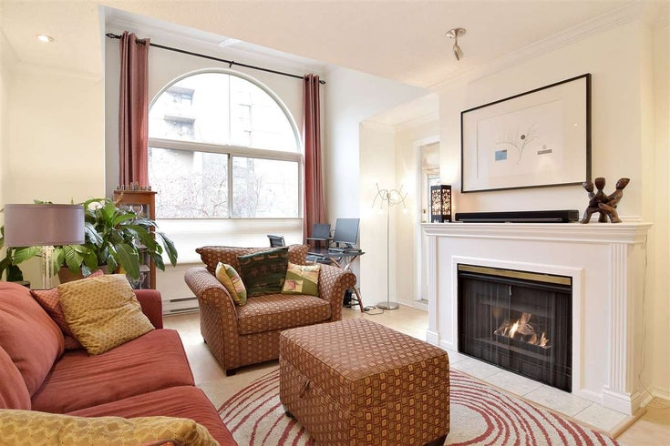 302 1230 HARO STREET - West End VW Apartment/Condo for sale, 1 Bedroom (R2517510)