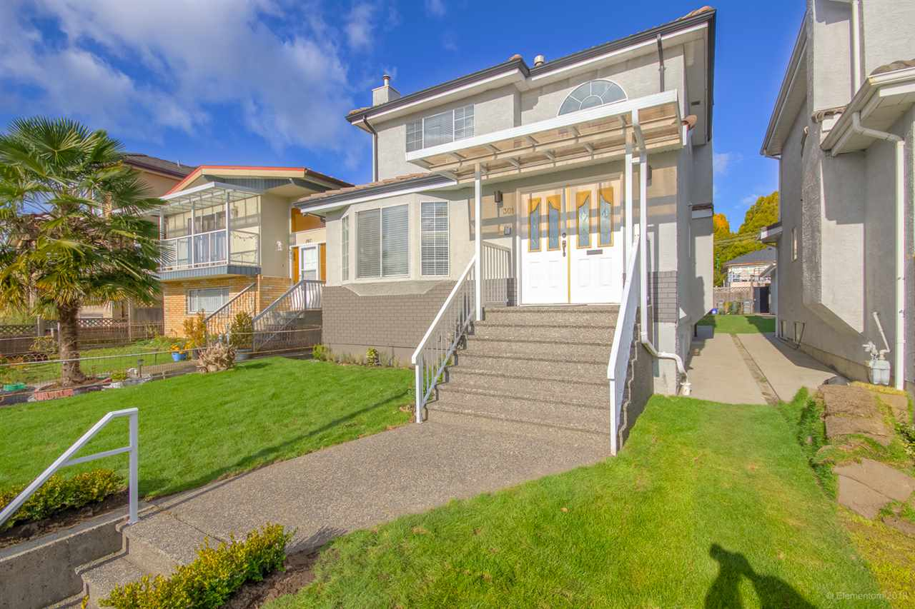 301 E 61ST AVENUE - South Vancouver House/Single Family for sale, 5 Bedrooms (R2517553) - #1