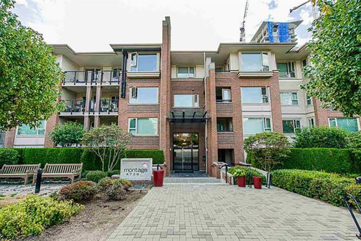 303 4728 DAWSON STREET - Brentwood Park Apartment/Condo for sale, 2 Bedrooms (R2517655)