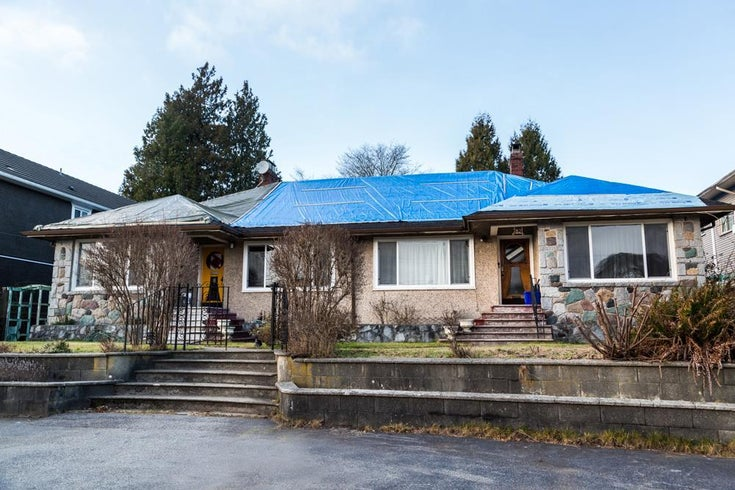 7821 19TH AVENUE - East Burnaby 1/2 Duplex for sale, 2 Bedrooms (R2517657)