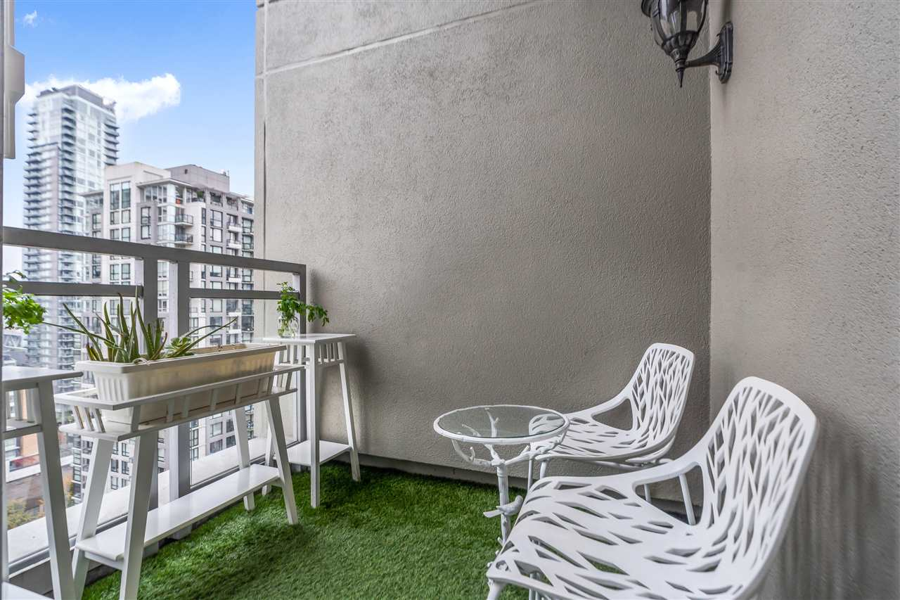 1602 1238 RICHARDS STREET - Yaletown Apartment/Condo for sale, 1 Bedroom (R2517666) - #10