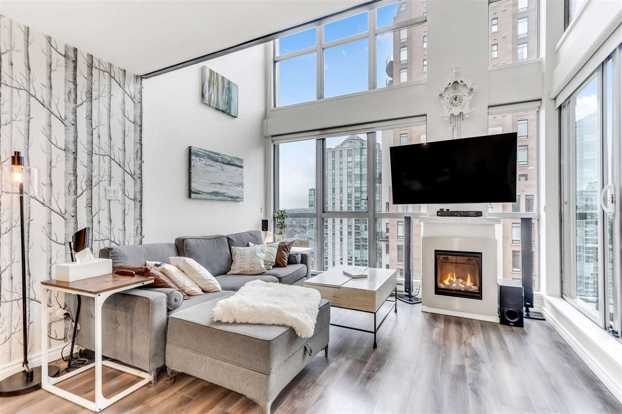1602 1238 RICHARDS STREET - Yaletown Apartment/Condo for sale, 1 Bedroom (R2517666) - #2
