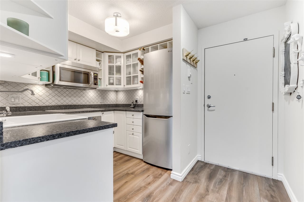 1602 1238 RICHARDS STREET - Yaletown Apartment/Condo for sale, 1 Bedroom (R2517666) - #4