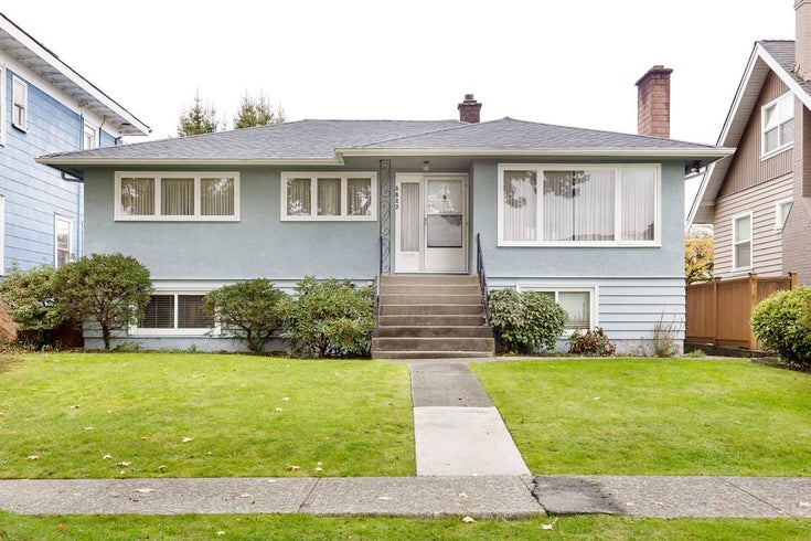 3825 DUNDAS STREET - Vancouver Heights House/Single Family for sale, 4 Bedrooms (R2517776)