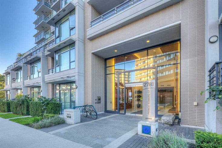 906 2788 PRINCE EDWARD STREET - Mount Pleasant VE Apartment/Condo for sale, 1 Bedroom (R2517800)