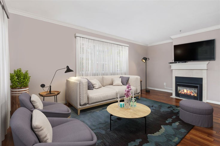 202 3008 WILLOW STREET - Fairview VW Apartment/Condo for sale, 2 Bedrooms (R2517837)