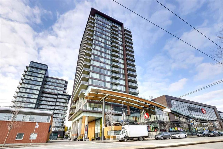 1803 8555 GRANVILLE STREET - S.W. Marine Apartment/Condo for sale, 1 Bedroom (R2517852)