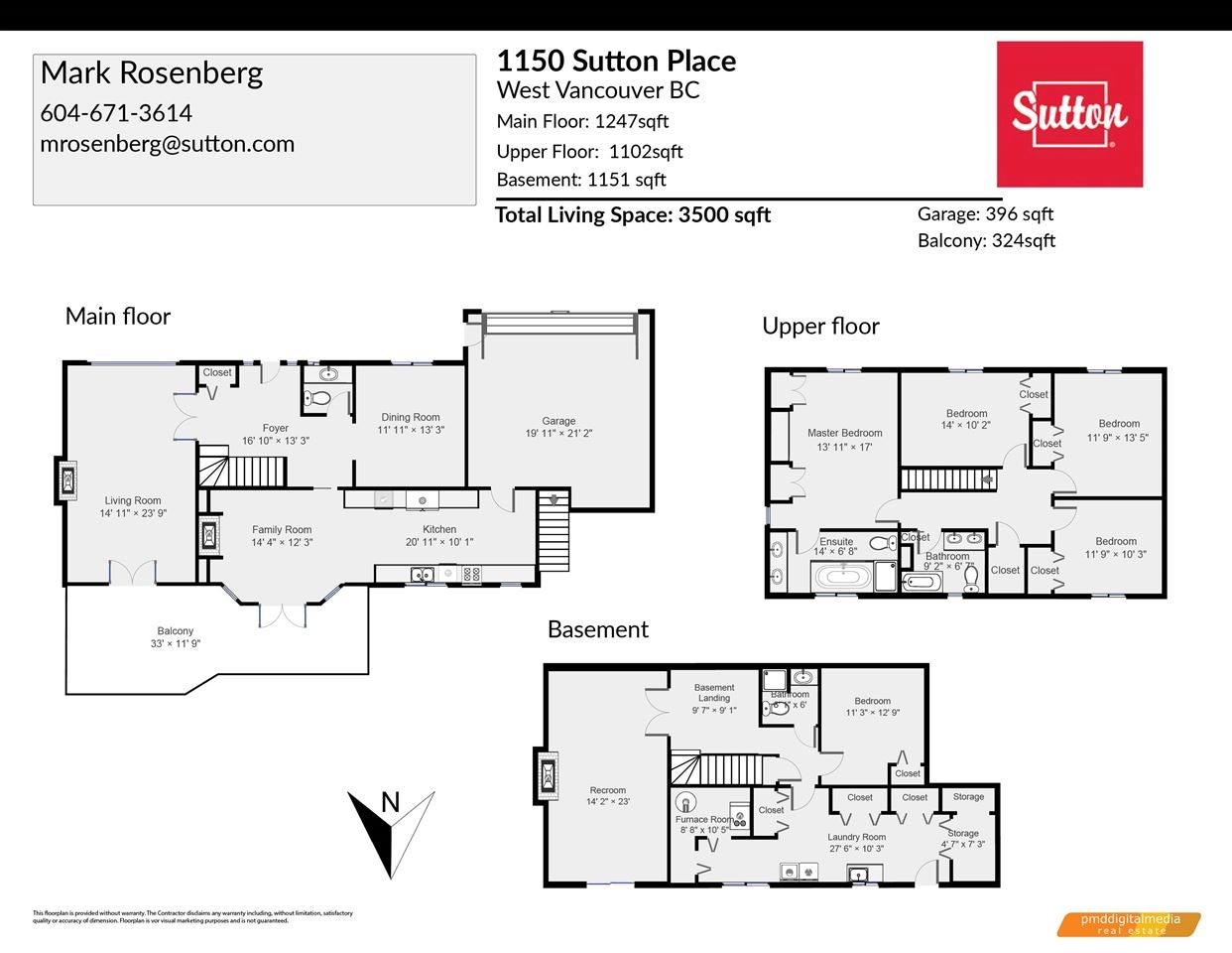 1150 SUTTON PLACE - British Properties House/Single Family for sale, 5 Bedrooms (R2517855) - #40