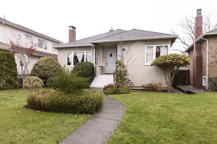 173 PEVERIL AVENUE - Cambie House/Single Family for sale, 4 Bedrooms (R2517888)