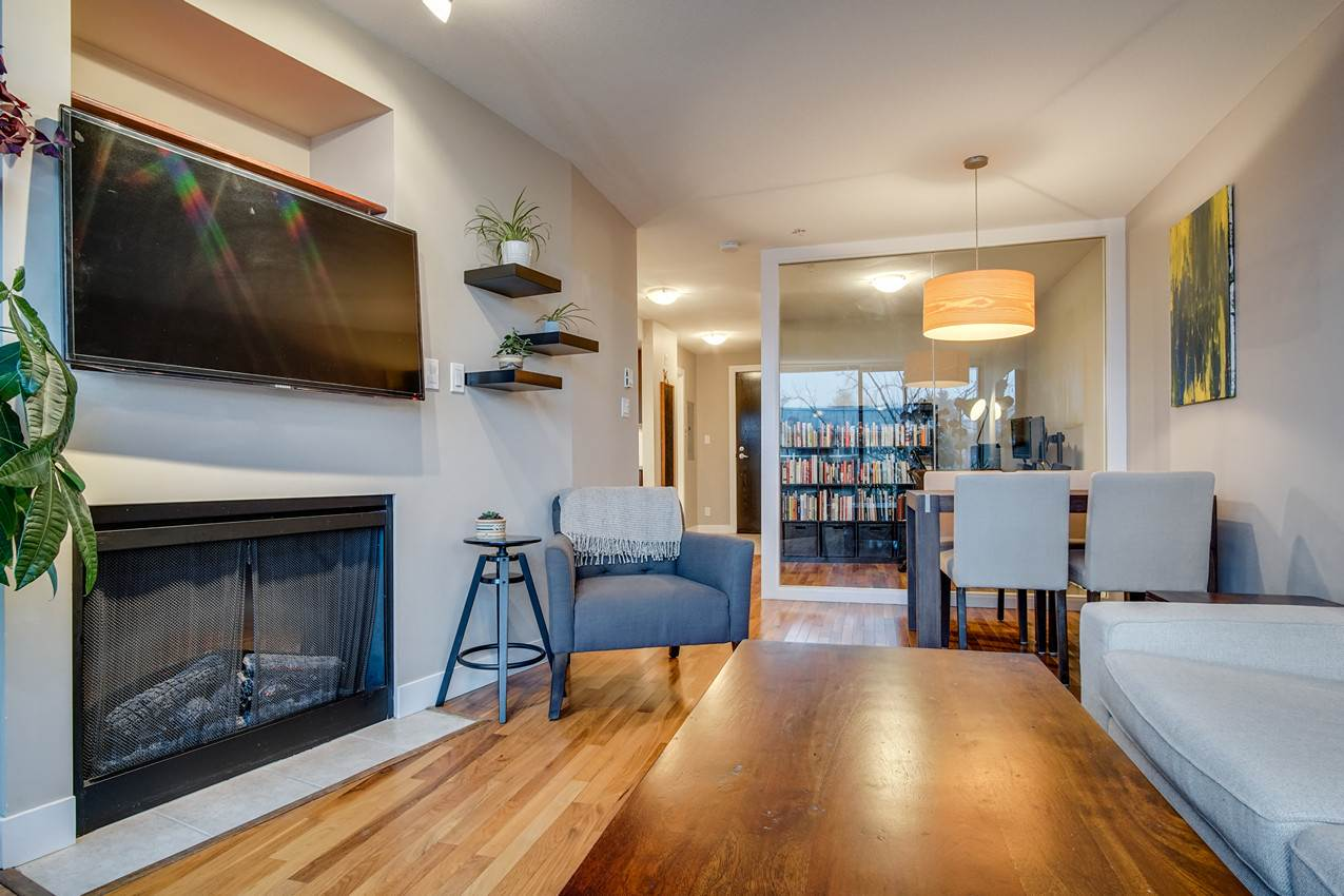 307 2525 BLENHEIM STREET - Kitsilano Apartment/Condo for sale, 1 Bedroom (R2517889) - #5