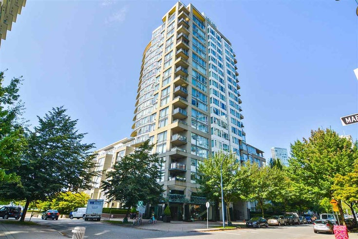 311 1383 MARINASIDE CRESCENT - Yaletown Apartment/Condo for sale, 2 Bedrooms (R2517946)