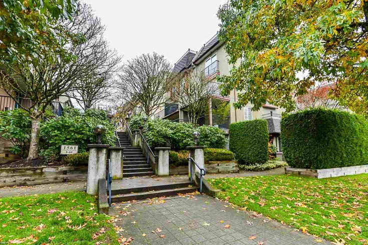 25 1561 BOOTH AVENUE - Maillardville Townhouse for sale, 2 Bedrooms (R2517997)