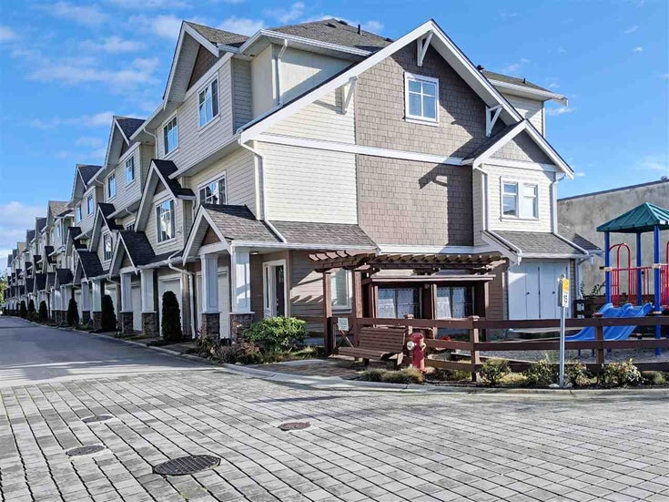 27 12351 NO 2 ROAD - Steveston South Townhouse for sale, 3 Bedrooms (R2518038)