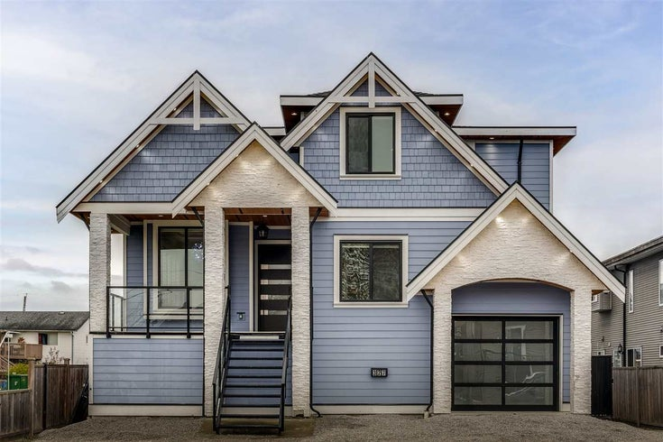 327 BOYNE STREET - Queensborough House/Single Family for sale, 5 Bedrooms (R2518044)