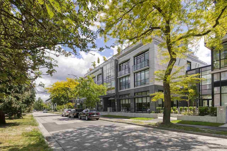 577 438 W KING EDWARD AVENUE - Cambie Apartment/Condo for sale, 1 Bedroom (R2518052)