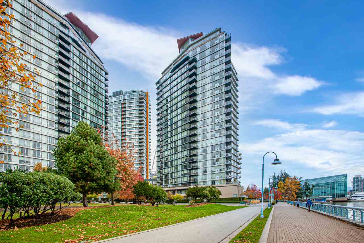 1602 8 SMITHE MEWS - Yaletown Apartment/Condo for sale, 2 Bedrooms (R2518054) - #1