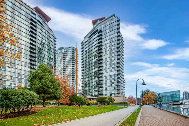 1602 8 SMITHE MEWS - Yaletown Apartment/Condo for sale, 2 Bedrooms (R2518054)